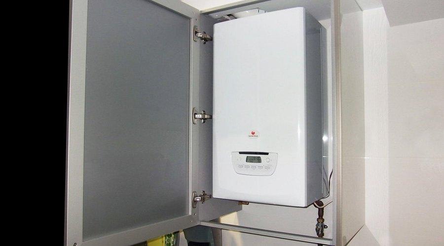 Reparación y mantenimiento de Calderas y calentadores